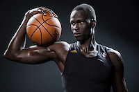 Thon Maker, a rookie player on the Milwaukee Bucks basketball team, age 19.