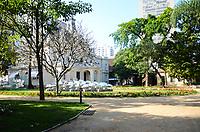RIO DE JANEIRO, RJ, 05.08.2018 - TURISMO-RJ - Casarão da família Guinle é restaurado em Botafogo e vira centro de inovação e empreendedorismo, Casa Firjan abriu as portas para o público nesta sexta-feira (3) e oferecerá palestras e exposições a entrada é gratuita até o fim do mês de agosto. (Foto: Vanessa Ataliba/Brazil Photo Press)