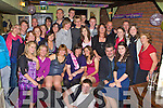 3904-3910.Louise O'Brien Castleisland celebrates her 18th birthday with her family and friends in the Poets Inn Castleisland on Saturday night