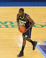 Saturday November 27th, 2010. Legends Classic Men's Basketball Tournament