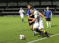St Mirren v Hamilton Academical, Development League 011014