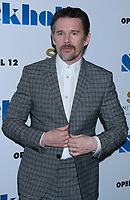 April.11, 2019 Ethan Hawke attend Smith Global Media &amp; Dark Star presents premiere of Stockholm at MOMA  in New York April 11, 2019.<br /> CAP/MPI/RW<br /> &copy;RW/MPI/Capital Pictures