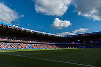 PARIS,  - JUNE 16: Parc Des Princes during a game between Chile and USWNT at Parc des Princes on June 16, 2019 in Paris, France.