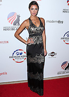 BEVERLY HILLS, CA, USA - SEPTEMBER 27: Katie Cleary arrives at the 4th Annual American Humane Association Hero Dog Awards held at the Beverly Hilton Hotel on September 27, 2014 in Beverly Hills, California, United States. (Photo by Xavier Collin/Celebrity Monitor)