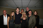 Soap Opera Weekly Auction photo: left to right front: Ed, Chrishell Stause, Adam Mayfield, Robin Cristo, Vincent Irizarry, Jamie Luner - back row: Edwin and Ed at a benefit for American Lung Association on December 6, 2009 at Mezza on the Green at the Lawrence Country Club. (Photos by Sue Coflin/Max Photos)