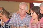 Cathal Walsh who won a seat for Fine Gael in Killarney UDC election count in the Aras Padraig Killarney on Saturday.