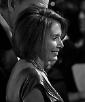 Nancy Pelosi arriving for The 31st Kennedy Center Honors at the Kennedy Center Hall of States in Washington, D.C. December 7, 2008