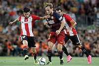 FC BARCELONA v ATHLETIC DE BILBAO.SUPERCUP OF SPAIN 2015.