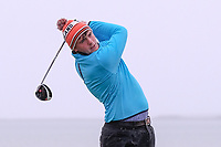 Robert Brazill (Naas) during the 4th round of matchplay at the 2018 West of Ireland, in Co Sligo Golf Club, Rosses Point, Sligo, Co Sligo, Ireland. 03/04/2018.<br /> Picture: Golffile | Fran Caffrey<br /> <br /> <br /> All photo usage must carry mandatory copyright credit (&copy; Golffile | Fran Caffrey)