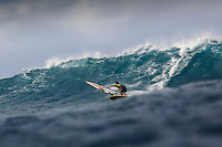 Kai Lenny at the 6th and final stop of the 2012 American Windsurfing Tour (AWT), in Ho'okipa Beach Park (Maui, Hawaii, USA)