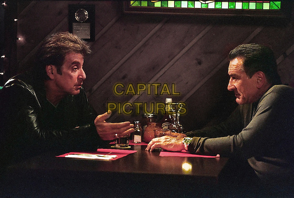 AL PACINO & ROBERT DE NIRO.in Righteous Kill.*Filmstill - Editorial Use Only*.CAP/FB.Supplied by Capital Pictures.