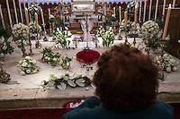 "Procession""Za Križem""(Following the cross)"