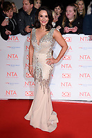 Shirley Ballas<br /> arriving for the National Television Awards 2018 at the O2 Arena, Greenwich, London<br /> <br /> <br /> ©Ash Knotek  D3371  23/01/2018