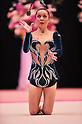 Silviya Miteva (BUL),..OCTOBER 28, 2011 - Rhythmic Gymnastics : AEON CUP 2011 Worldwide R.G. Club Championships at Tokyo Metropolitan Gymnasium, Tokyo, Japan. (Photo by Jun Tsukida/AFLO SPORT) [0003]