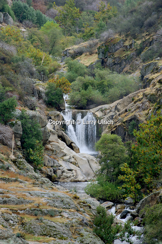 South Fork of the Middle Fork Tule River<br /> Highway 190<br /> Giant Sequoia National Monument<br /> Sierra Nevada,  California