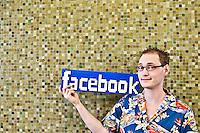 Adam Kramer - Facebook pictures: Executive portrait photography of Adam Kramer of Facebook by San Francisco corporate photographer Eric Millette