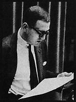A&R Director Jack Lewis.