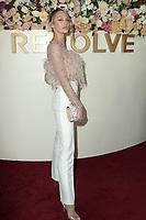 LOS ANGELES - NOV 15:  Candice Swanepoel at the #REVOLVEawards 2019 at the Goya Studios on November 15, 2019 in Hollywood, CA