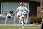 28 November 2008: North Carolina's Kristi Eveland. The University of North Carolina Tar Heels defeated the Texas A&M University Aggies 1-0 in double overtime at Fetzer Field in Chapel Hill, North Carolina in a Fourth Round NCAA Division I Women's college soccer tournament game.