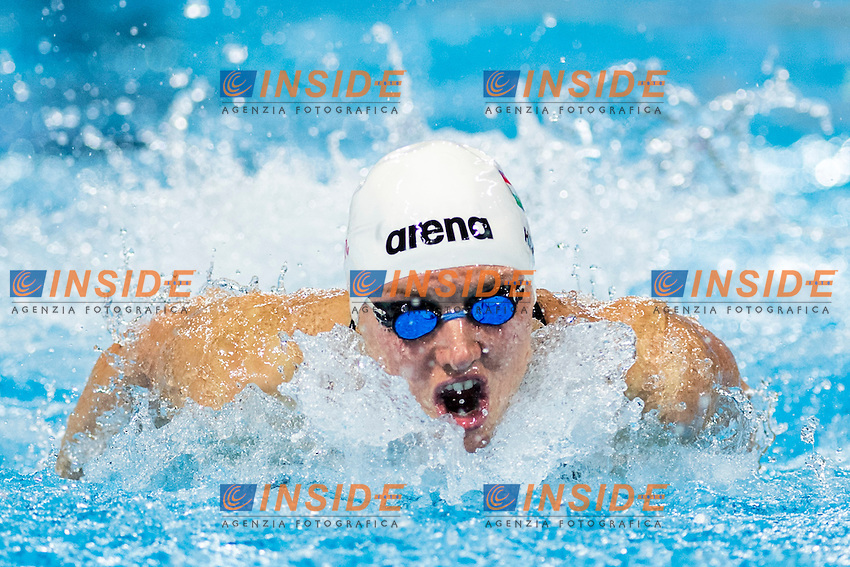 HOSSZU Katinka HUN<br /> Women's 100m Butterfly<br /> 13th Fina World Swimming Championships 25m <br /> Windsor  Dec. 10th, 2016 - Day05 Heats<br /> WFCU Centre - Windsor Ontario Canada CAN <br /> 20161210 WFCU Centre - Windsor Ontario Canada CAN <br /> Photo &copy; Giorgio Scala/Deepbluemedia/Insidefoto