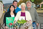Castlegregory Community Council are  organising a series of night-classes to  cater for the local community. With everything from Irish conversation classes to cookery there is something to suit all ages. .Back L-R Michael  Cahillane and John Demery .Front L-R Maura Cronin and Maja Binder