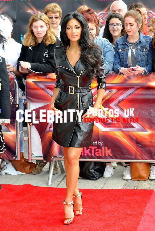 London auditions of 'The X Factor' at ExCel on June 19, 2013 in London, England pictures Brian Jordan