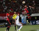 Deportivo Cúcuta logró igual a un gol con Millonarios en el estadio General Santander, ubicado en la ciudad fronteriza, en el primer partido de la cuarta jornada del Torneo Clausura de la Liga Águila 2015.