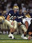 Servite @ Notre Dame - Sherman Oaks (CIF Southern Section).Dayne Crist (10).Notre Dame High School Stadium.Sherman Oaks, CA (Los Angeles) - October 5, 2007.KN1R8205.CREDIT: Dirk Dewachter