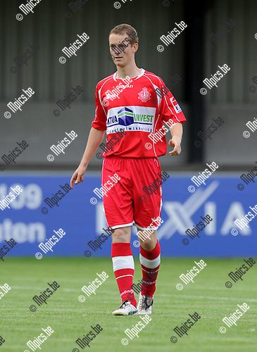 2012-07-17 / Voetbal / seizoen 2012-2013 / Hoogstraten VV / Glenn Van der Linden..Foto: Mpics.be
