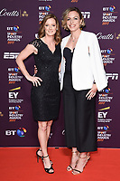Helen and Kate Richardson Walsh<br /> at the BT Sport Industry Awards 2017 at Battersea Evolution, London. <br /> <br /> <br /> &copy;Ash Knotek  D3259  27/04/2017