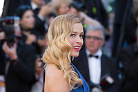 Petra Nemcova at the 120 Beats Per Minute (120 Battements Par Minute)  premiere for at the 70th Festival de Cannes.<br /> May 20, 2017  Cannes, France<br /> Picture: Kristina Afanasyeva / Featureflash