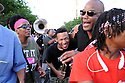 "Treme secondline for Travis ""Trumpet Black"" Hill who died in Tokyo at 28 years old"