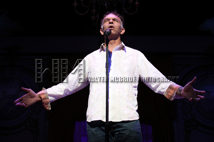 Brian Stokes Mitchell.during the 68th Annual Theatre World Awards at the Belasco Theatre  in New York City on June 5, 2012.