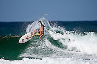 DANE REYNOLDS (USA) surfing at DURANBAH BEACH, New South Wales, Australia.   Photo: joliphotos.com