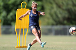 CARY, NC - MAY 04: Lynn Williams. The North Carolina Courage held a training session on May 4, 2017, at WakeMed Soccer Park Field 6 in Cary, NC.