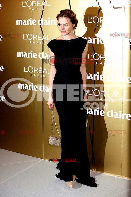 Veronica Blume attends Marie Claire Prix de la Moda awards 2012 at French Embassy in Madrid. November 22, 2012. (ALTERPHOTOS/Caro Marin) /NortePhoto