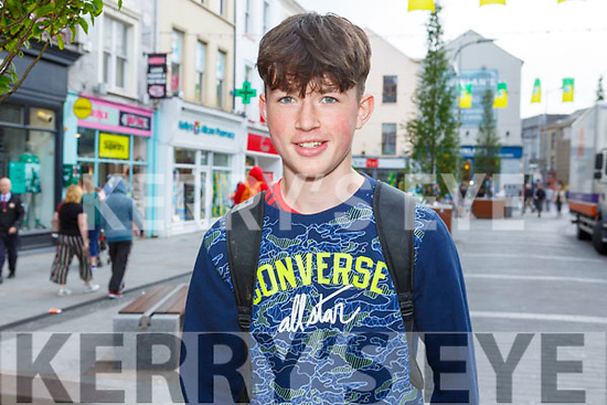 Dylan Hurley from Tralee