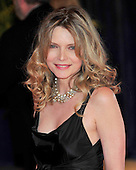 Michelle Pfeiffer arrives at the Washington Hilton Hotel for the 2010 White House Correspondents Association Annual Dinner in Washington, D.C. on Saturday, May 1, 2010..Credit: Ron Sachs / CNP.(RESTRICTION: NO New York or New Jersey Newspapers or newspapers within a 75 mile radius of New York City)