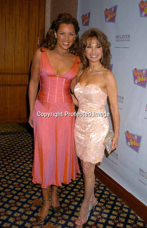 Vanessa Williams and Susan Lucci
