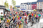 FUN CYCLE: To mark the end of Bike Week hundreds showed up to take part in the end of the Bike Week Cycle from the Square Tralee on Saturday.