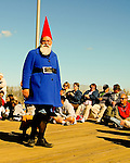 """A pet parade is held annually during the """"Sea Witch festival"""" at Rehoboth Beach, Delaware, USA.  © Rick Collier"""