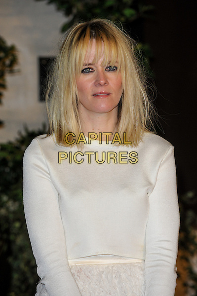 LONDON, ENGLAND - FEBRUARY 16: Edith Bowman attends EE British Academy Film Awards afterparty at the Grosvenor Hotel on February 16, 2014 in London, England. <br /> CAP/CJ<br /> &copy;Chris Joseph/Capital Pictures