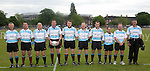 Army Masters vs Royal Navy Mariners  Rugby Kneller Hall  7th May 2011