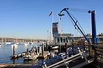Balboa Peninsula, Newport harbor