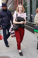 NEW YORK, NY - MAY 9: Taissa Farmiga  at BUILD SERIES on May 9, 2019 in New York City. Credit: Diego Corredor/MediaPunch<br /> CAP/MPI99<br /> &copy;MPI99/Capital Pictures