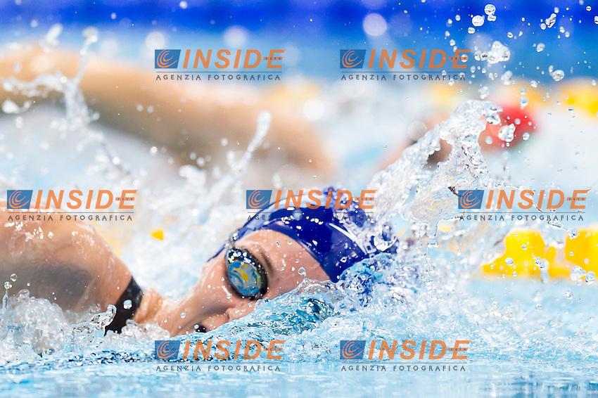 CARLIN Jazmin GBR silver medal<br /> London, Queen Elizabeth II Olympic Park Pool <br /> LEN 2016 European Aquatics Elite Championships <br /> Swimming<br /> Women's 800m freestyle final  <br /> Day 11 19-05-2016<br /> Photo Giorgio Perottino/Deepbluemedia/Insidefoto