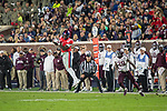 Texas A&M game.  Photo by Kevin Bain/University Communications Photography