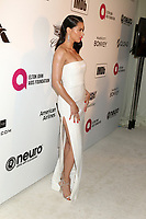 LOS ANGELES - FEB 24:  Adriana Lima at the Elton John Oscar Viewing Party on the West Hollywood Park on February 24, 2019 in West Hollywood, CA