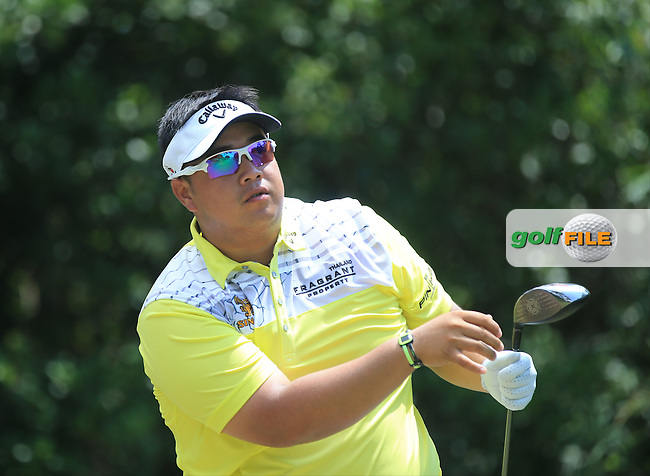 Kiradech Aphibarnrat (TAI)  during the Second Round of The Players, TPC Sawgrass, Ponte Vedra Beach, Jacksonville.   Florida, USA. 13/05/2016.<br /> Picture: Golffile | Mark Davison<br /> <br /> <br /> All photo usage must carry mandatory copyright credit (&copy; Golffile | Mark Davison)