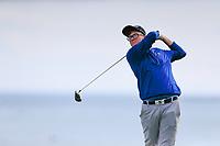 Tiernan Smyth (Mourne) during the final round at Carnalea Golf Club, Bangor, Antrim, Northern Ireland. 07/08/2019.<br /> Picture Fran Caffrey / Golffile.ie<br /> <br /> All photo usage must carry mandatory copyright credit (© Golffile | Fran Caffrey)